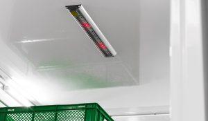 UV-C-LED-Lampe zur Desinfektion